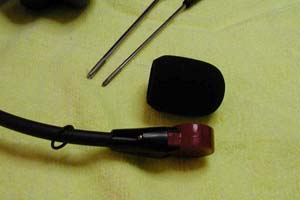 Замена микрофона 1