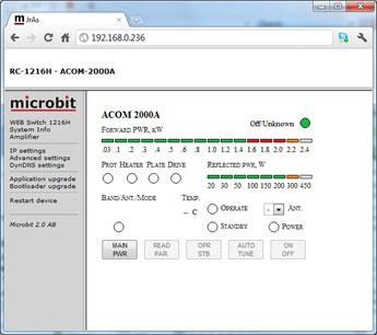 RC-1216 Acom